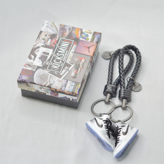 "AJ1 ""Kawhi Leonard"" 3D Sneaker Keychain"