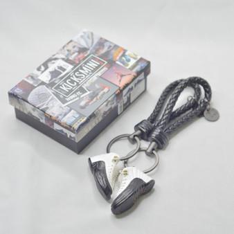 "AJ12  ""TAXI""  3D Sneaker Keychain"