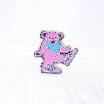 Hypebeast Grateful Dead Bears Sneaker Pins