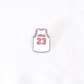 MJ Jersey 23 Sneaker Pins