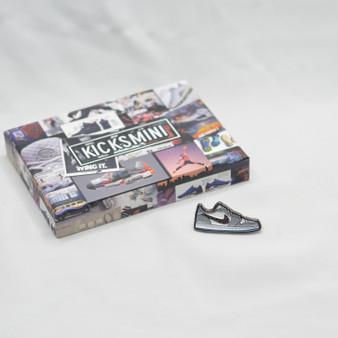 "Hypebeast AJ1 ""Air Dior"" Low Top Sneaker Pins"