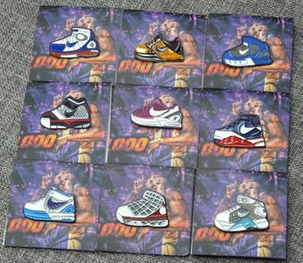 Kobe Sneakers Pins