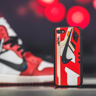 """OW Inspired """"The Ten"""" Textured iPhone Cases"""
