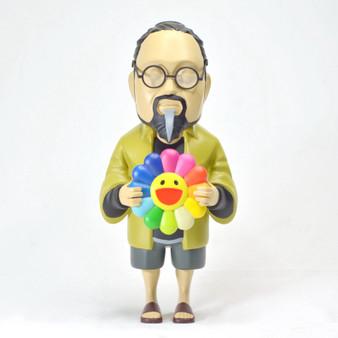 Hypebeast Designer Action Figure - Takashi Murakami
