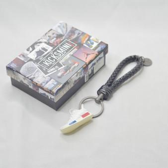 """NMD  """"OG White""""  3D Sneaker Keychain"""