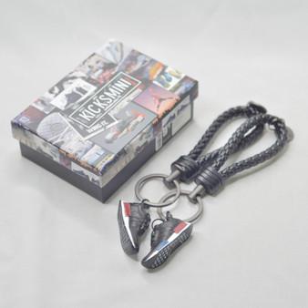 """NMD  """"OG Black""""  3D Sneaker Keychain"""