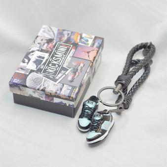 """SB Low """"Diamond"""" 3D Sneaker Keychain"""
