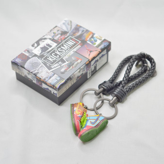 "SB Dunk ""What the dunk"" Keychain"