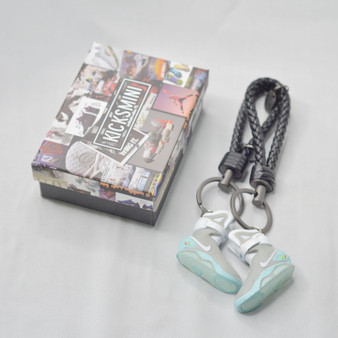 "Air Mags ""Back to the Future"" 3D Sneaker Keychain"