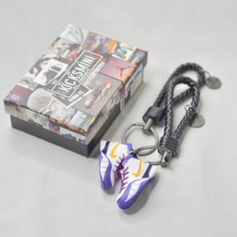 "Kobe 1 Protro Think 16 ""Close Out"" 3D Sneaker Keychain"