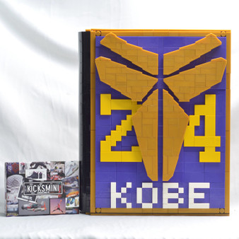 46 Mini Kobe Bryant Collection Book Building Block