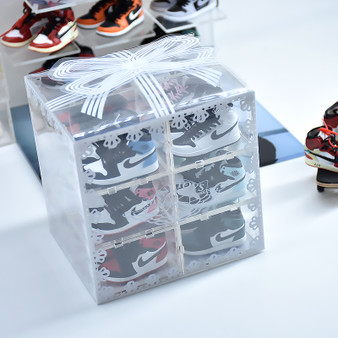 Ultimate 12 Pairs Mini Sneakers with Gift Package