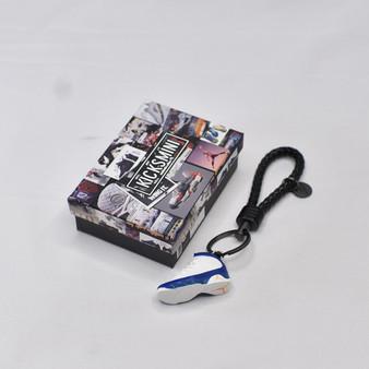 """AJ9 """"KOBE PE"""" 3D Sneaker Keychain"""