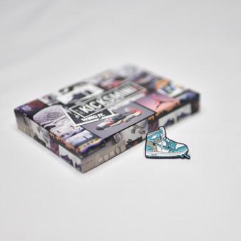 Hypebeast Sneaker Pins - OW AJ1 UNC