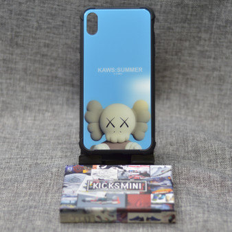 Kaws BFF Summer Inspired iPhone Case