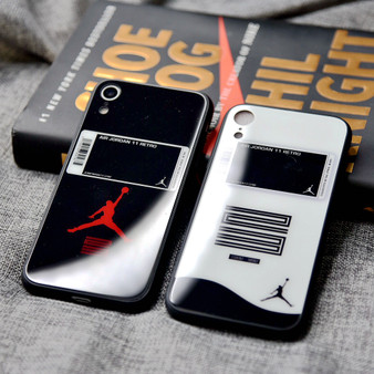 AJ11 Inspired Sneakers iPhone Case
