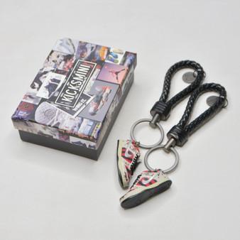 """SB Dunk Low """"Freddy Krueger"""" 3D Sneaker Keychain"""