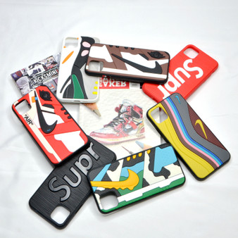 Hypebeast Sneakersheads Sneakers Inspired Apple iPhone Case