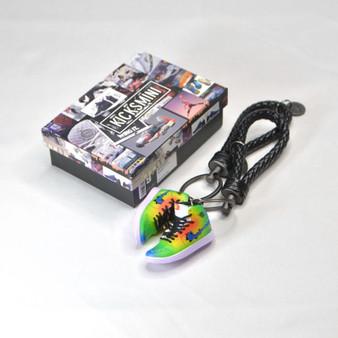 "AJ1  ""J Balvin""High  3D Sneaker Keychain"
