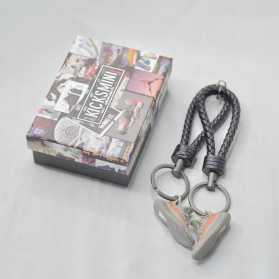 "YZY  ""Beluga""  3D Sneaker Keychain"