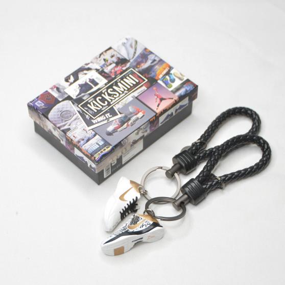 "Kobe 5 Protro ""Big Stage"" 3D Sneaker Keychain"