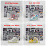 AJ1 Mini Sneakers Collection with Display Storage Case