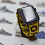 Hypebeast OW Inspired Apple Watch Band