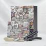 "YZY  ""Zebra""  3D Sneaker Keychain"