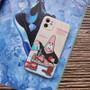 Patrick x Strangelove Cartoon Style Sneakers iPhone Case