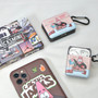 Hypebeast Cartoon Apple Airpods Case and Airpods Pro Case