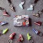 Hypebeast Sneakerhead 3D Sneaker Keychain with Gift Box/Bag