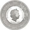 Royal Delft™ Peacock - Pavo Christatus 50 g Silver Coin Cook Island 2017
