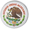 LIBERTAD COLORIZED 1/2 Oz Silver Coin Mexico 2013
