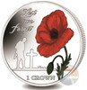 LEST WE FORGET  Coin  35th Ann. of the Falklands Liberation 2017