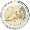 2017  Colored Coin 2 EURO