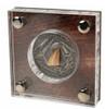 MOSASAURUS World of Evolution 1 Oz Silver Coin 1000 Francs Burkina Faso 2017