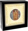 MEDICINE Gustav Klimt Golden Five Silver Coin 1$ Niue 2018