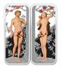 EDEN Adam Eve 2 Silver Coin Set 500 Francs Cameroon 2018