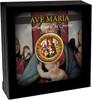 RAFFAELLINO DEL GARBO Ave Maria Silver Coin 500 Francs Cameroon 2018