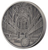 WESTMINSTER ABBEY Mauquoy Infinity Minting Silver Coin Benin 2018