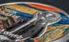 The SCREAM Edvard Munch High relief w/color 1 oz Silver Coin 5$ Palau 2018