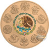 CEMENTERIO  Libertad 1 oz  Silver Gold Gilded coin 2016 Mexico