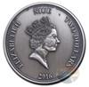 Ultra High Relief 1 oz Silver Coin 2016 Niue