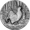 Capercaillie Ultra High Relief 1 oz Silver Coin 2016 Niue