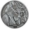 Fennec Fox  Silver  AF Coin1000 Francs Niger 2013