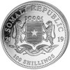 2019 ELEPHANT - Privy Mark WMF BERLIN Bear- 1 oz .9999 silver coin