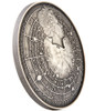 BIG BANG UNIVERSE DOME – 2 oz Pure Silver Coin with Meteorite 2019 Niue