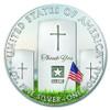 MEMORIAL DAY – 1 OZ American Silver Eagle Coin– Color 2019