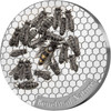 HONEYBEE Benefit of Nature 1 Oz Silver Coin Cameroon 2019