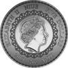 ELEPHANT Mandala Collection 2 Oz Silver Coin 5$ Niue 2019